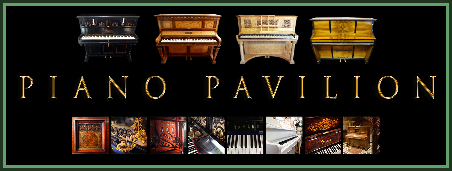 Piano Pavilion - Pianos bought and for sale.