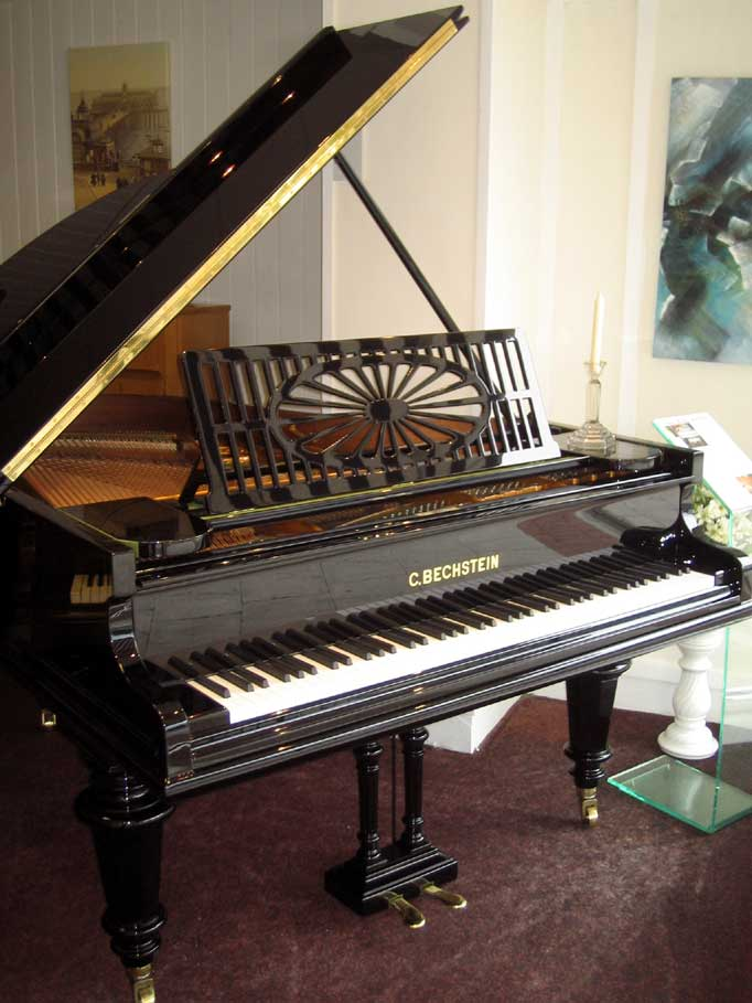 Piano Pavilion - Fully Restored Bechstein A Grand Piano for sale.