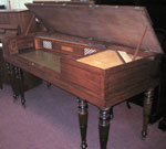 Broadwood Square Piano Desk c1829 for sale