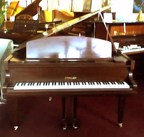 Challen Concert Grand Challen Baby Grand Piano For