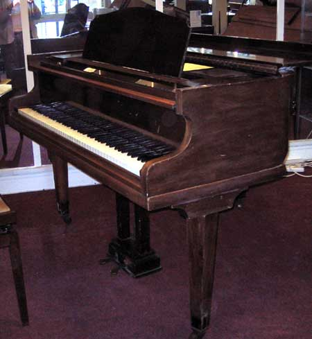 Largs Baby Grand Piano for sale