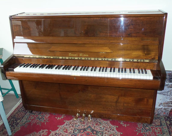 Piano Pavilion Pearl River Upright Piano For Sale In Essex