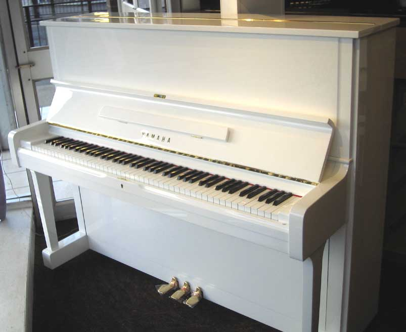 Piano pavilion acoustic and digital pianos for sale in essex for White yamaha piano